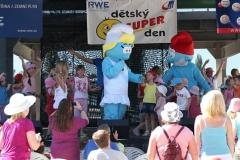 Šmoulení - Super Dětský RWE den